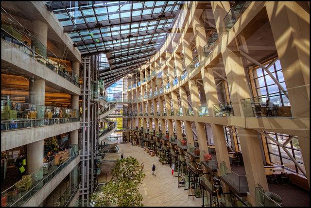 Публичная библиотека г. Солт-Лейк-Сити, США,http://mybibliografiya.ru/
