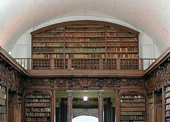 Региональная библиотека во французском Алансоне