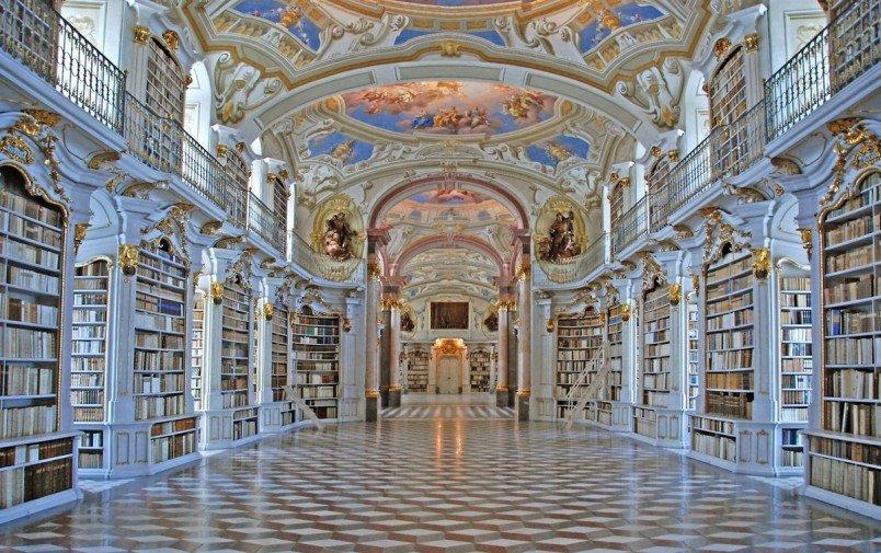 Национальная-библиотека-Финляндии-Хельсинки-Финляндия