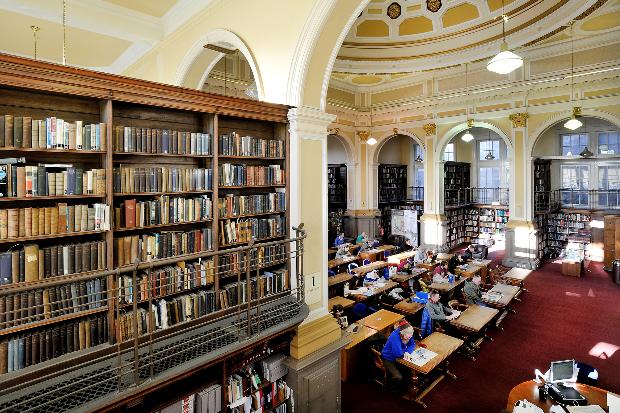 Эдинбург библиотекаEdinburgh Library